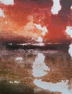Rupert Rosenkranz (1908 Aichdorf/Österreich-1991 Hamburg) : Himmel & Meer - Elektrographie, 1979 / Buch- und Kunst-Antiquariat Joseph Steutzger / www.steutzger.info
