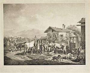 Buch- und Kunst-Antiquariat Joseph Steutzger / www.steutzger.info // Ankauf alte Stiche in München
